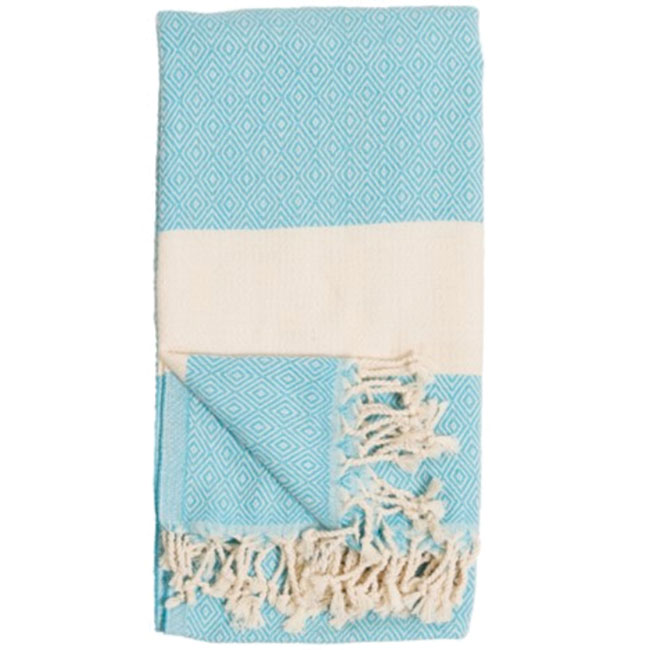 Turkish cotton spa towel