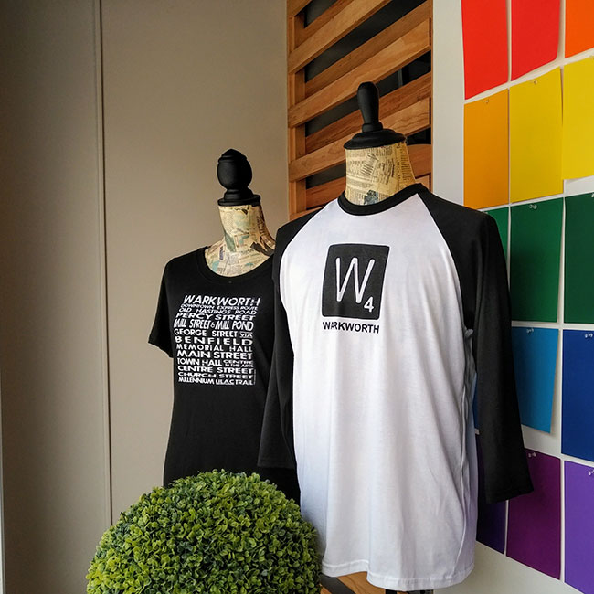 Warkworth Authentic t's